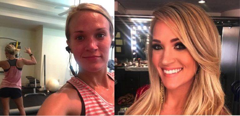 Trisha Yearwood No Makeup