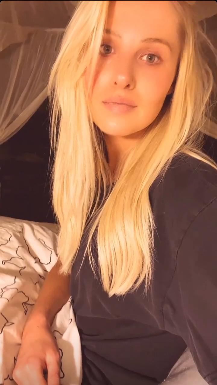 Tomi Lahren Without Makeup Natural Look