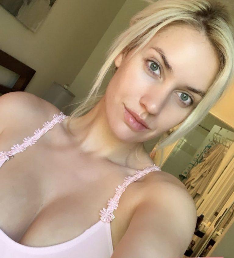 Paige Spiranac Without Makeup Photo