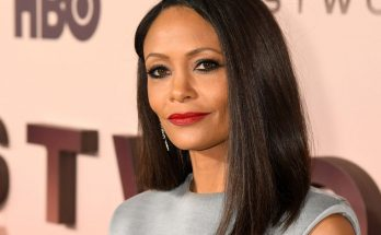 Thandie Newton Without Cosmetics