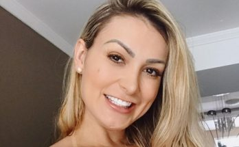 Andressa Urach Without Cosmetics