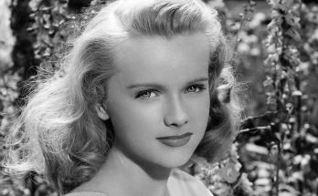 Anne Francis Without Cosmetics
