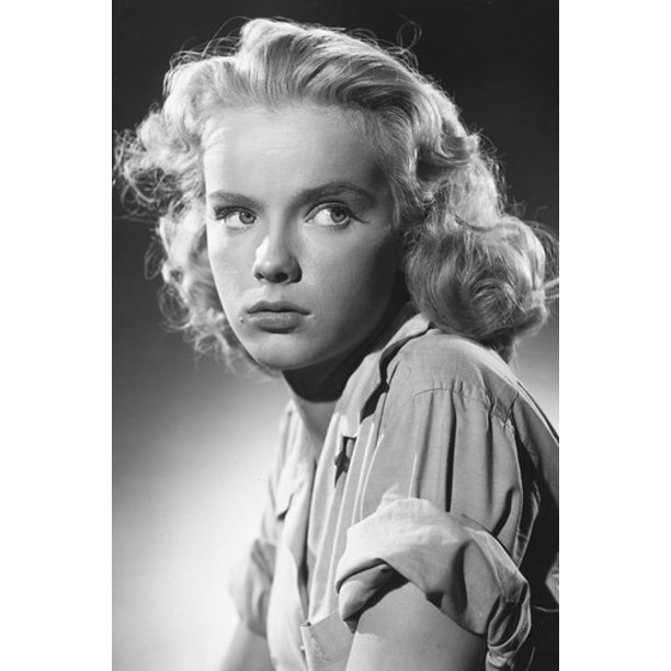 Anne Francis Without Makeup Photo