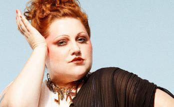 Beth Ditto Without Cosmetics