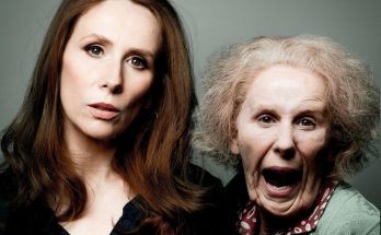 Catherine Tate Without Cosmetics