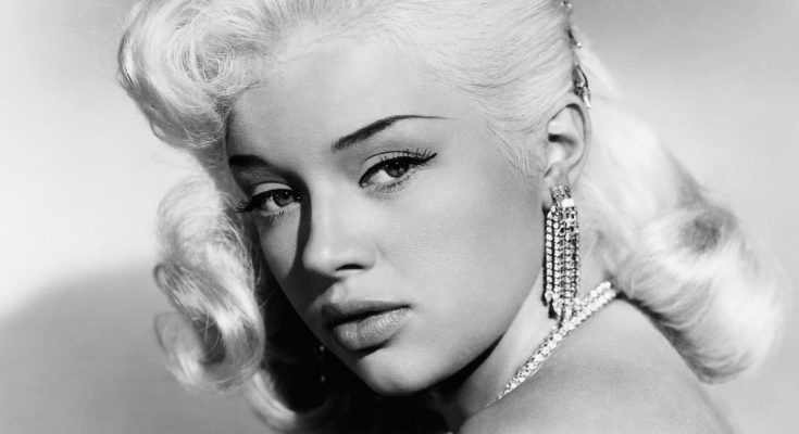 Diana Dors Without Cosmetics