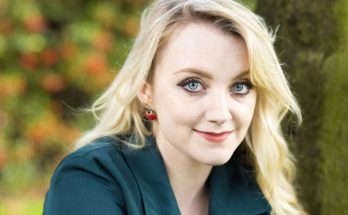 Evanna Lynch Without Cosmetics