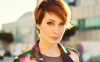 Felicia Day Without Cosmetics