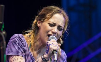 Fiona Apple Without Cosmetics