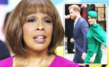 Gayle King Without Cosmetics