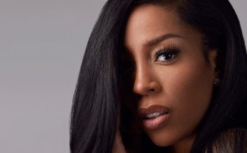 K. Michelle Without Cosmetics