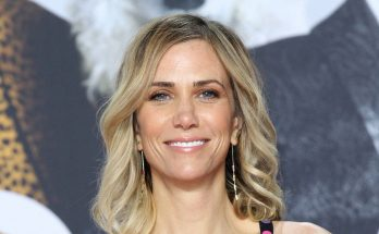 Kristen Wiig Without Cosmetics