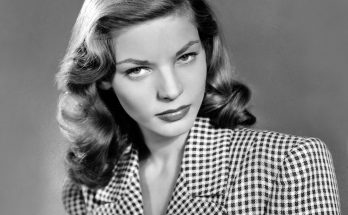 Lauren Bacall Without Cosmetics