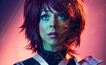 Lindsey Stirling Without Cosmetics