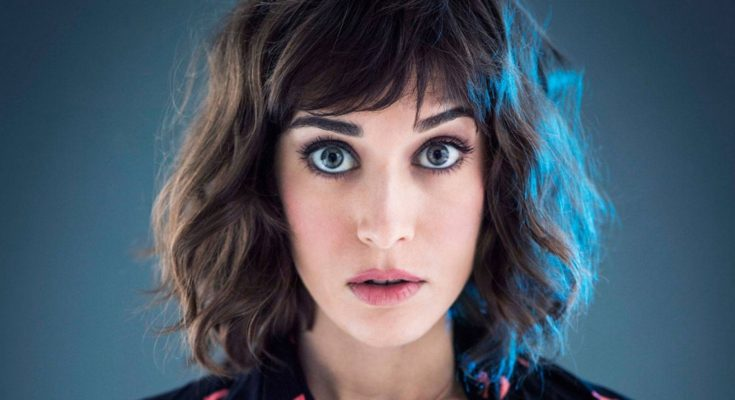 Lizzy Caplan Without Cosmetics