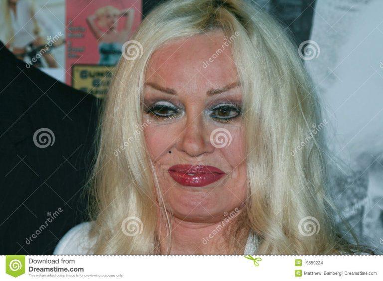 Mamie Van Doren Without Makeup Photo