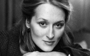 Meryl Streep Without Cosmetics