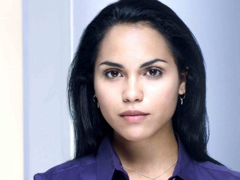 Monica Raymund No Makeup
