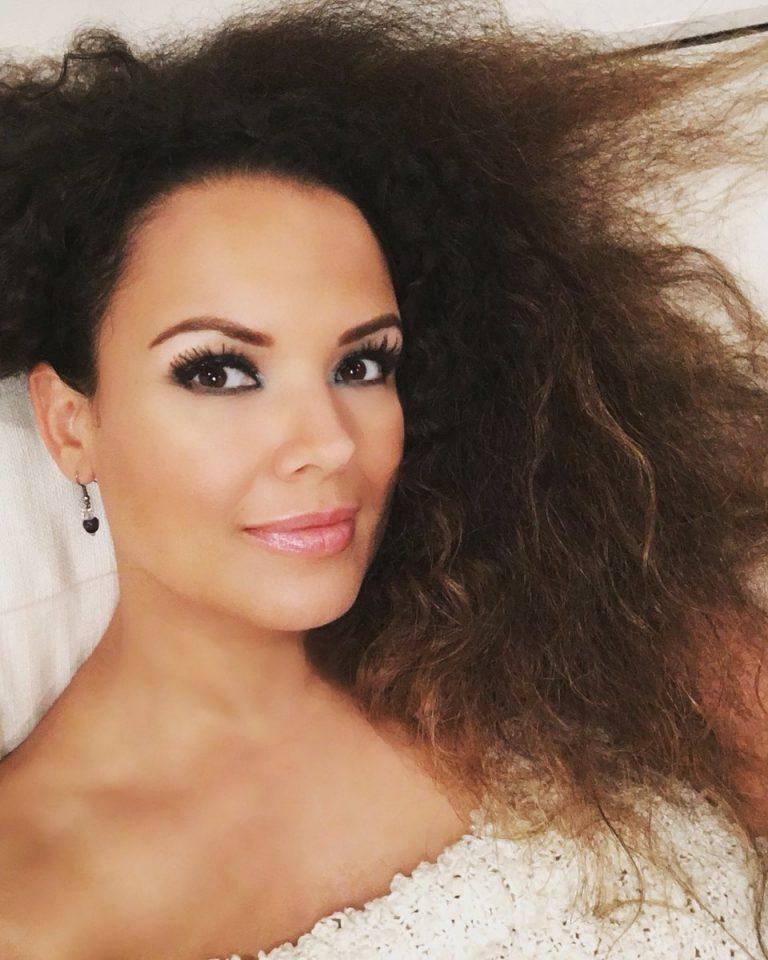 Natasha Curry Without Makeup Photo