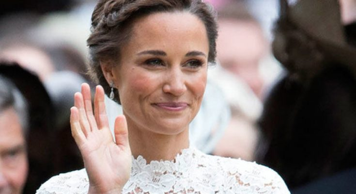 Pippa Middleton Without Cosmetics
