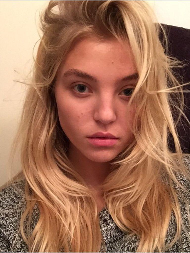 Rachel Hilbert No Makeup