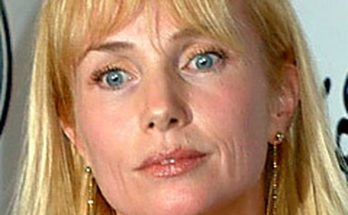 Rebecca De Mornay Without Cosmetics
