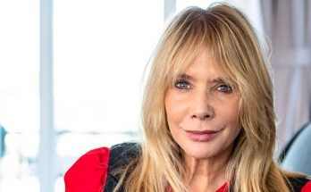 Rosanna Arquette Without Cosmetics