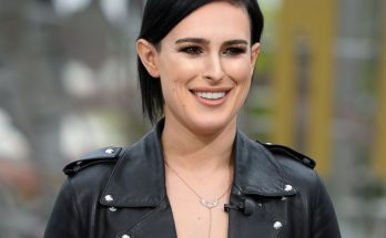 Rumer Willis Without Cosmetics