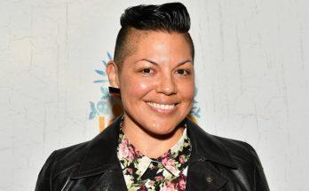 Sara Ramirez Without Cosmetics