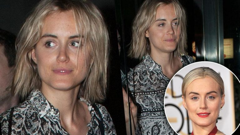Taylor Schilling Without Makeup