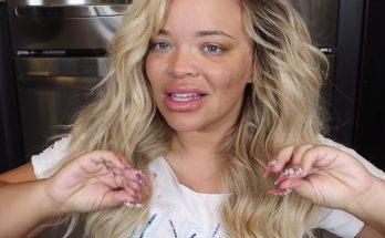Trisha Paytas Without Cosmetics