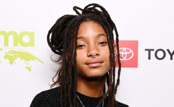 Willow Smith Without Cosmetics